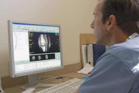 Computer supported imaging technology for the best results